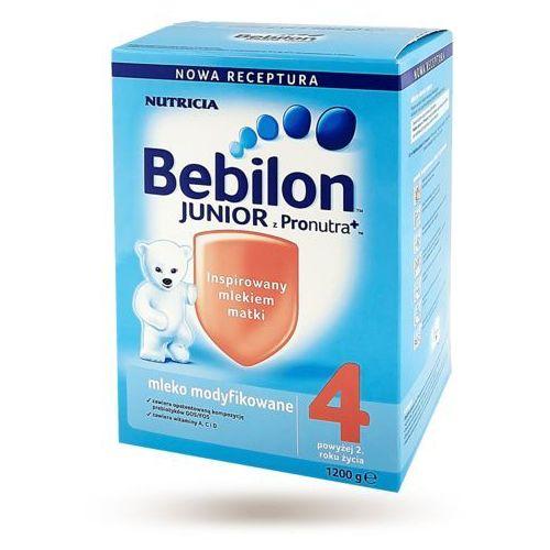Bebilon Junior 4 z Pronutra+ mleko modyfikowane 1200g - produkt z kategorii- Mleka dla dzieci