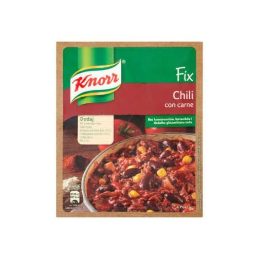 Chili con carne marki Knorr