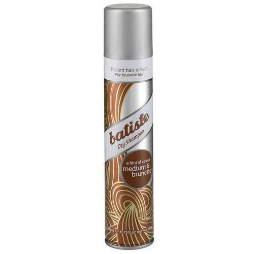 Batiste Suche szampony Szampon suchy 200.0 ml - oferta [1531d04a230f1443]