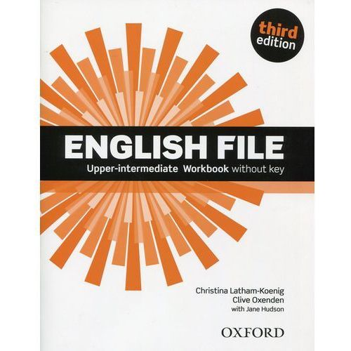 English File Third Edition Upper-Intermediate zeszyt ćwiczeń (80 str.)