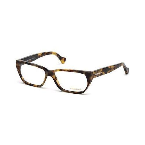 Balenciaga Okulary korekcyjne ba5073 055