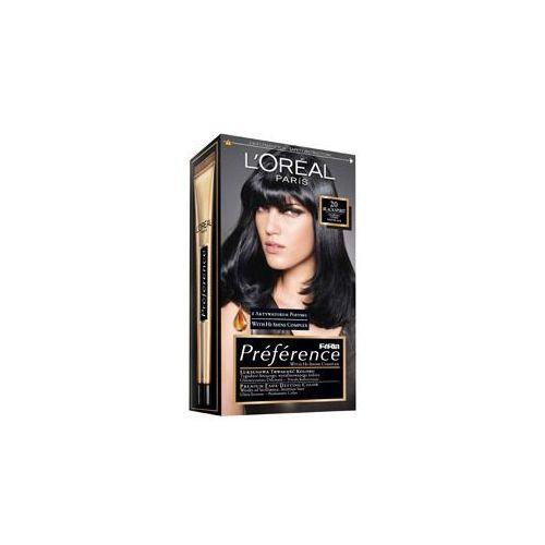 Feria Preference farba do włosów 20 Black Spirit Głęboka czerń, marki L'Oreal Paris do zakupu w Tagomago.pl