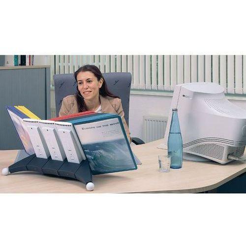 podstawa stołowa do paneli prezentacyjnych sherpa, moduł rozszerzający marki Durable