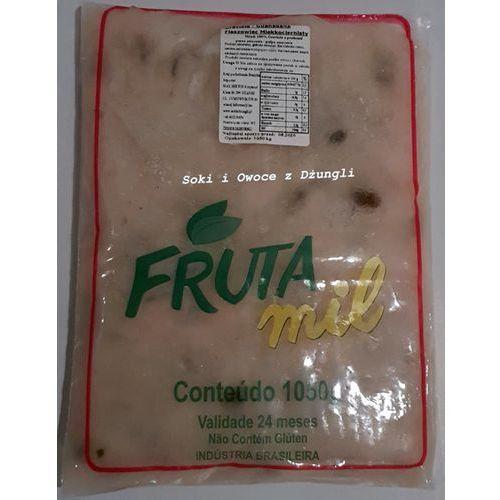 Frutamil comércio de frutas e sucos ltda Owoc graviola, guanabana, flaszowiec z pestkami