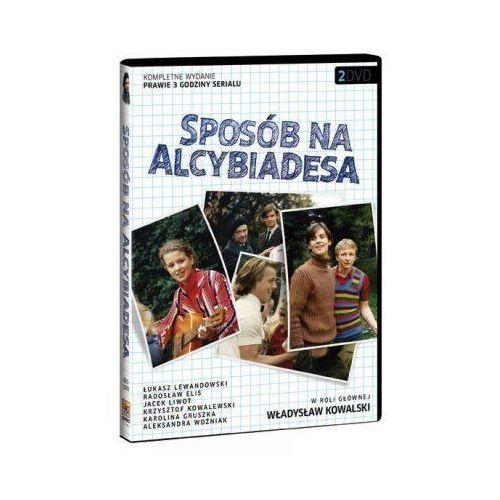 Sposób na alcybiadesa (2xdvd) - waldemar szarek darmowa dostawa kiosk ruchu marki Galapagos