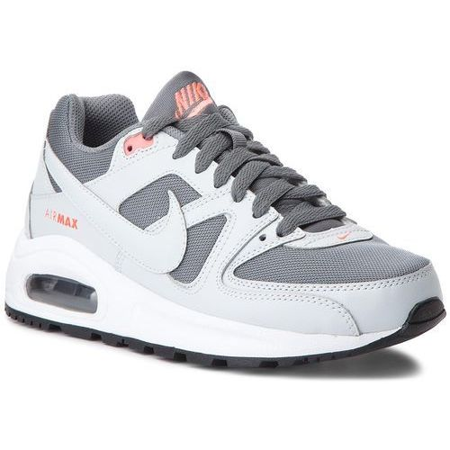 82cbcc7dd4d2 Buty NIKE - Air Max Command Flex (GS) 844349 001 Cool Grey Pure Platinum