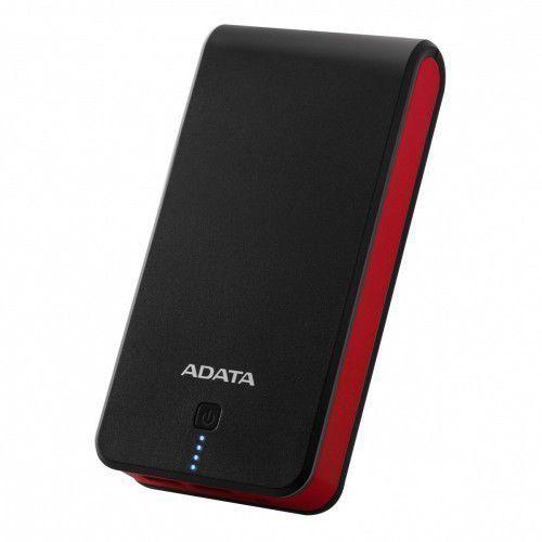 Adata powerbank p20100 20100mah czarno-czerwony 2.1a