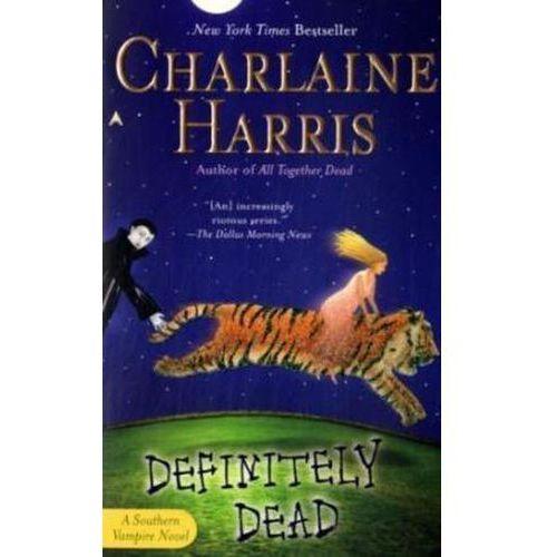 Definitely Dead. Ball der Vampire, englische Ausgabe, Charlaine Harris