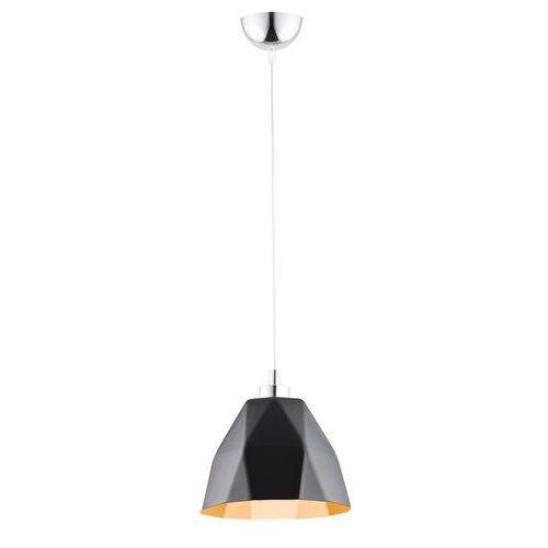 Lampa wisząca Argon Barbados 3456 zwis 1x60W E27 czarna / złota, 3456