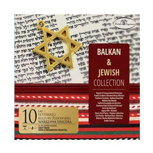 Balkan & Jewish Collection [Digipack] - Polskie Nagrania/Warner Music Poland (5907783425165)