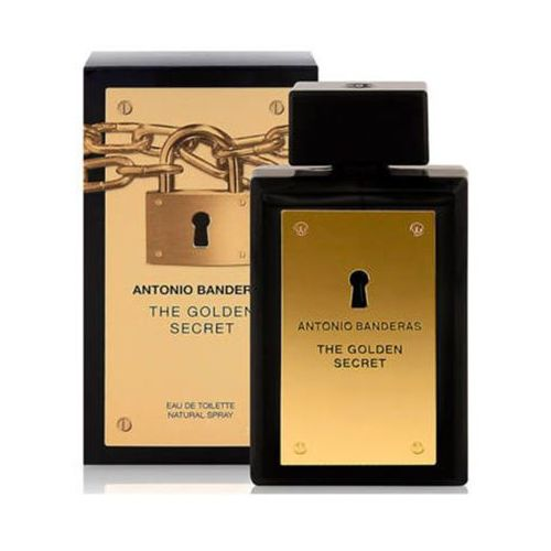 ANTONIO BANDERAS The Golden Secret EDT 50 ml Dla Panów (8411061727935)