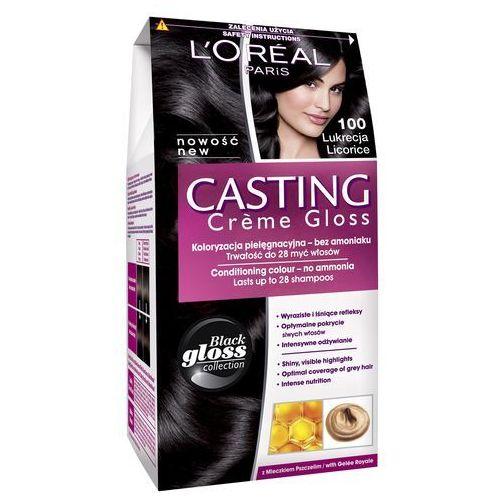 L'OREAL Casting Creme Gloss - farba do włosów 100 Lukrecja