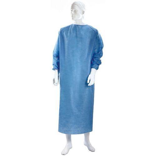 fartuch chirurgiczny standard niebieski, jałowy xxl 1szt. od producenta Matodress