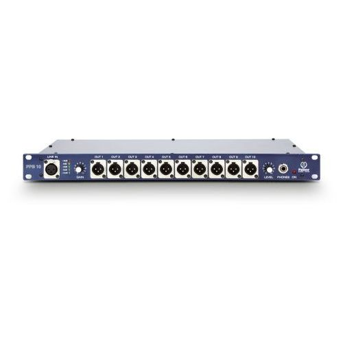 Palmer MI DMS Dynamic Mic Switcher przełącznik do mikrofonów dynamicznych
