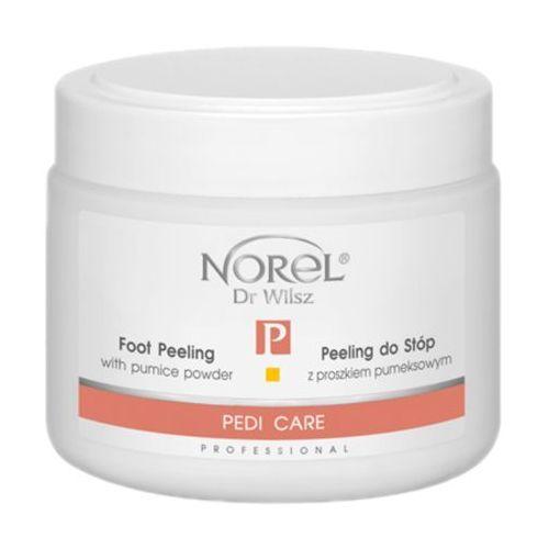 foot peeling with pumice powder peeling do stóp z proszkiem pumeksowym (pp386) marki Norel (dr wilsz)