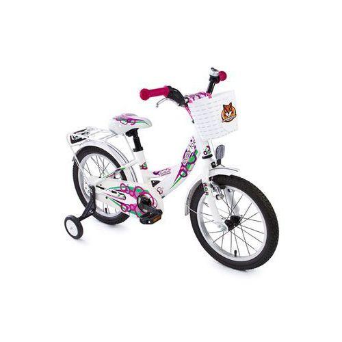 Leader Fox Busby Girl 16, dziecięcy rower