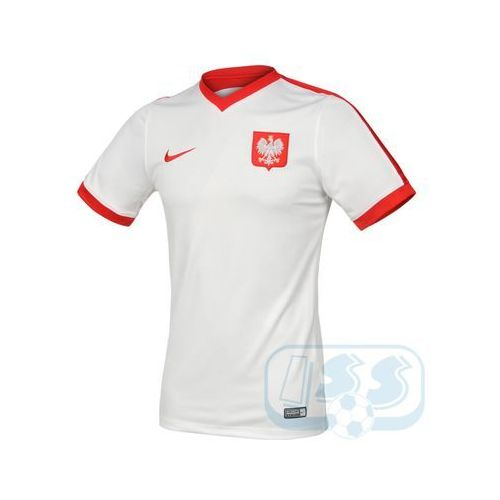 Bpol157: polska - koszulka marki Nike