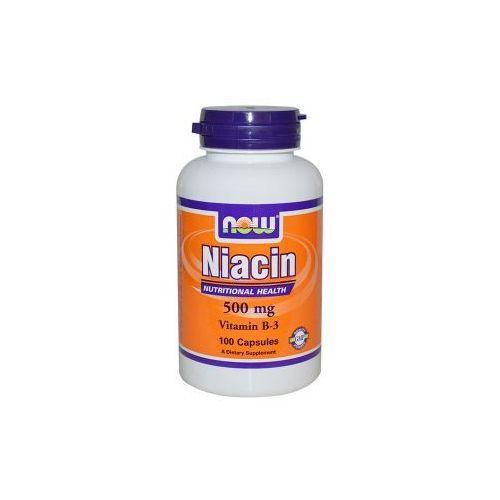 Niacyna 500mg 100 tabl - oferta (65cdd14ec30ff5f5)