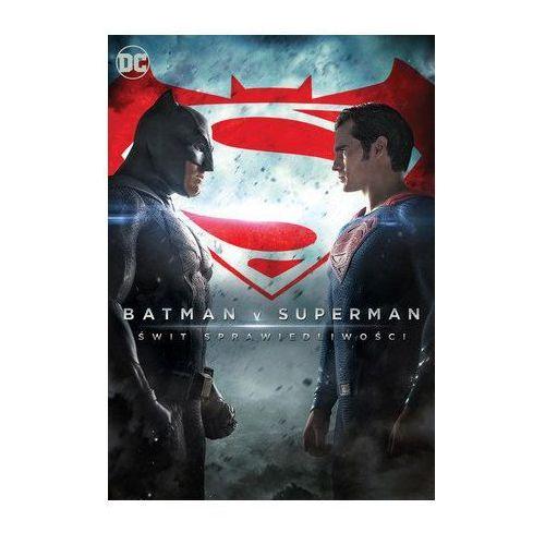 Batman v Superman: Świt sprawiedliwości Premium Collection (DVD) - Zack Snyder DARMOWA DOSTAWA KIOSK RUCHU