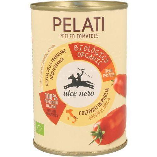 Pomidory Pelati bez skóry w puszce 400g - Alce Nero, 1810