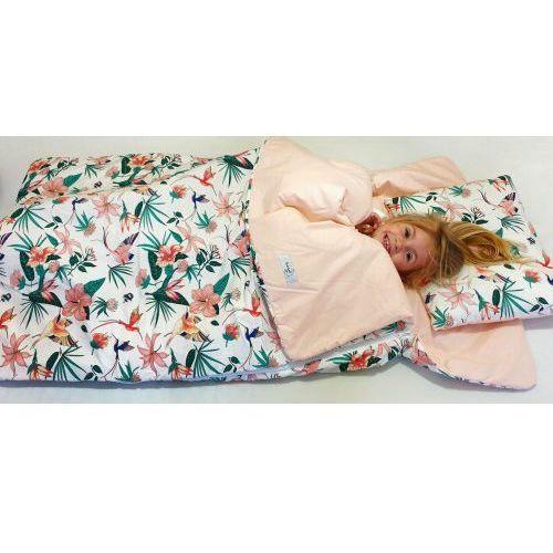 Śpiworek przedszkolaka 100% bawełna koliberki + worek marki Bubaland