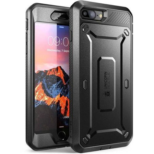 unicorn beetle pro black iphone 7 8 plus marki Supcase
