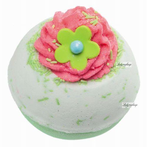 Bomb cosmetics apple and raspberry swirl - musująca kula do kąpieli (5037028251249)