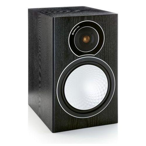 silver 2 kolor: czarny dąb marki Monitor audio