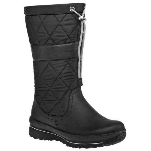 Śniegowce ECCO - 24308351052 Black