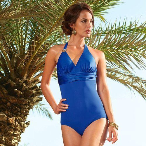 Kostium, efekt płaskiego brzucha - produkt z kategorii- garsonki i kostiumy
