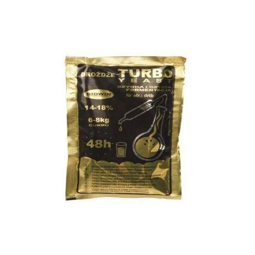 Drożdże gorzelnicze Biowin TURBO 48H 135g z kategorii Pozostałe akcesoria do alkoholu