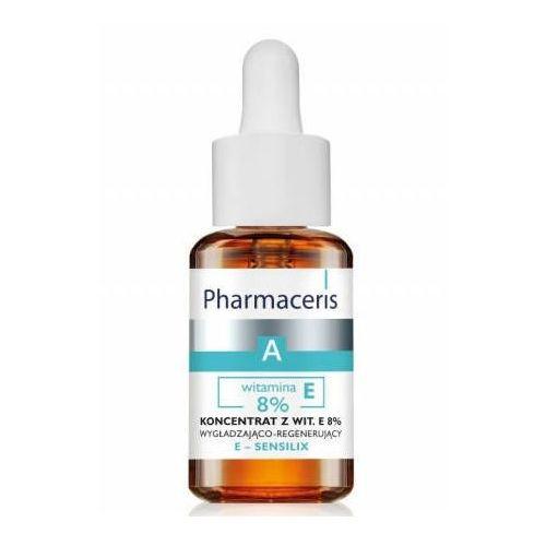 Pharmaceris A E-Sensilix koncentrat z wit. E wygładzająco-regenerujący 30ml