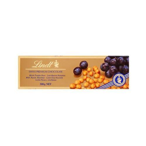 300g milk grape hazelnut gold czekolada marki Lindt