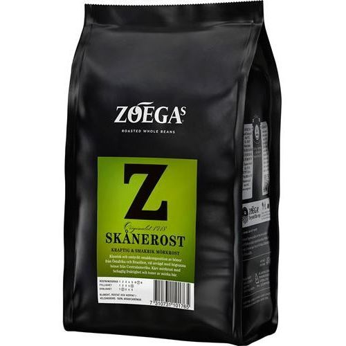 Zoega's - skanerost - kawa ziarnista - 450g (7310731101765)