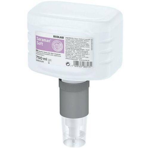 Płyn do mycia rąk Ecolab Seraman® Soft 0,75 litra (4028163083117)