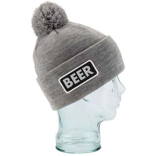 czapka zimowa COAL - The Vice Heather Grey (Beer) (03) rozmiar: OS, kolor szary