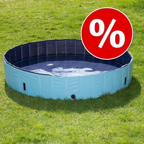 Dog Pool Keep Cool basen dla psa w super cenie! - Ø x wys.: 80 x 20 cm (z pokrywą)| Niespodzianka - Urodzinowy Superbox!| -5% Rabat dla nowych klientów| Darmowa Dostawa od 89 zł i Super Promocje od zooplus!