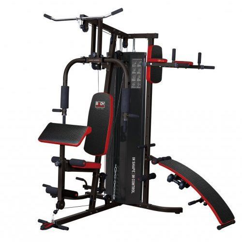 Body sculpture Atlas z ławką multigym pro bmg 4700, stos 66kg