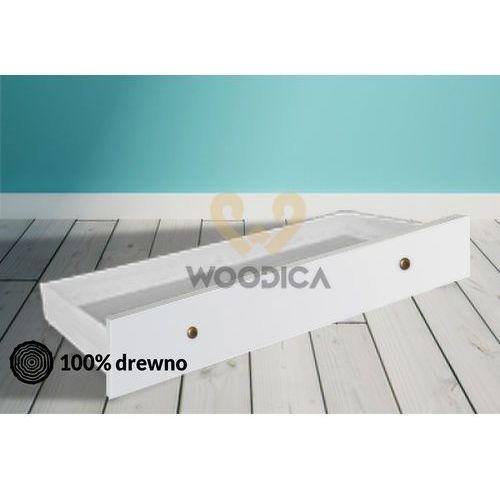 Woodica Szuflada parma pod łóżko 100x23x65