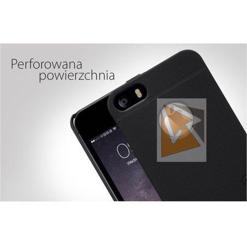 Nillkin Etui Frosted dla Apple iPhone 5 5s SE Black, kolor czarny
