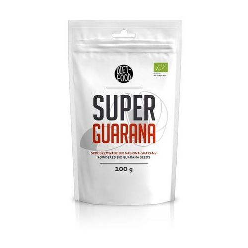 Super Guarana Bio 100g Diet-Food (5901549275346)