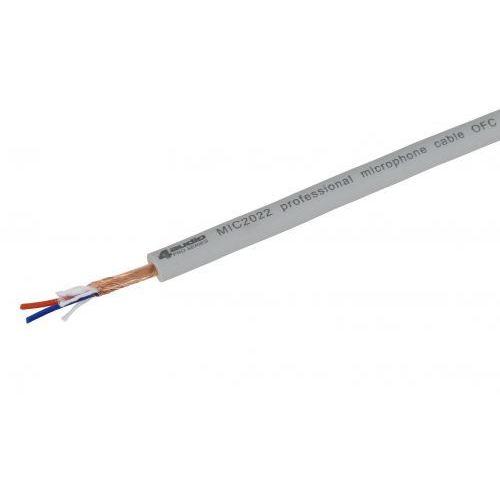 4audio mic2022 grey kabel mikrofonowy (szary)