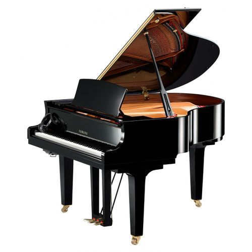 Yamaha c1x sh pe silent fortepian (161 cm)