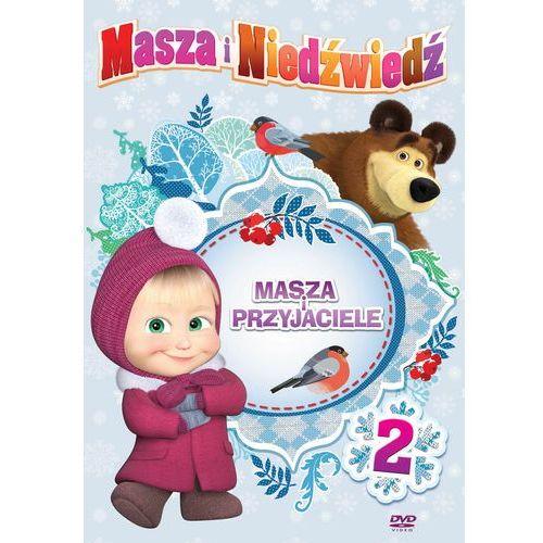 Masza i Niedźwiedź, Część 2: Masza i przyjaciele (7321997610472)