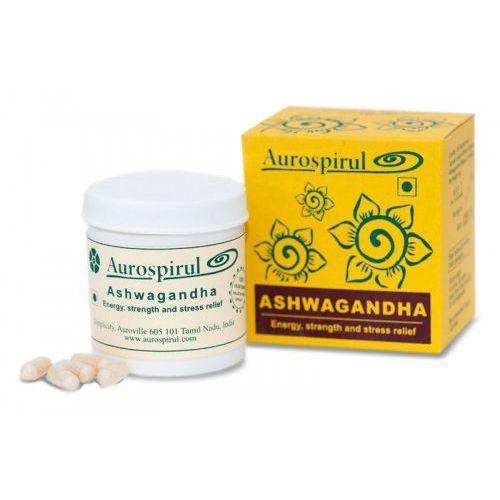 Ashwagandha ( Withania somnifera ) 400mg 100 kaps. Aurospirul