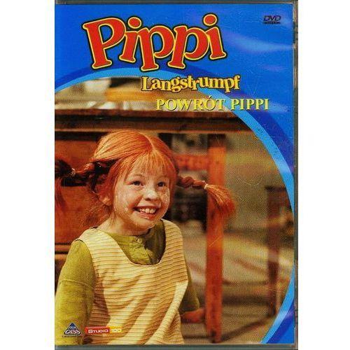 Cass film Pippi langstrumpf. powrót pippi