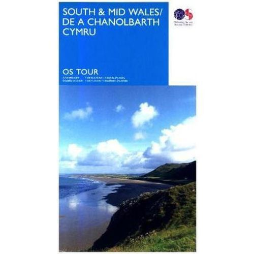 South & Mid Wales (9780319263211)