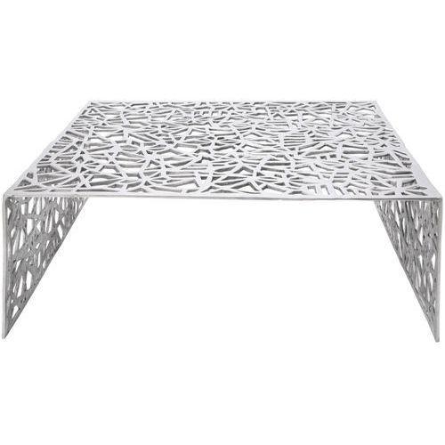 Ława Stolik Kawowy Spidernet Aluminiowy - 74404, Kare Design z sfmeble.pl