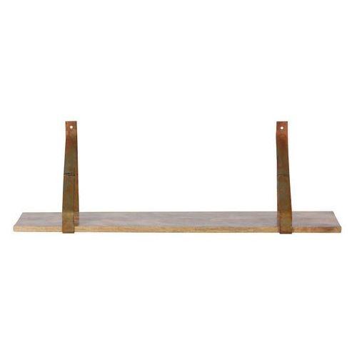 Be Pure Półka wisząca Welldone drewniana 800744-R (8714713071128)