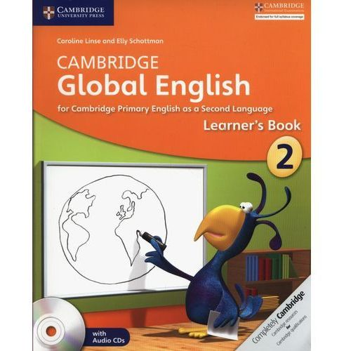 Cambridge Global English Stage 2 Learner's Book with Audio CDs (2), LINSE, CAROLINE